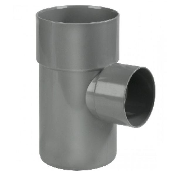 PVC T-STUK 90° LIJMMOF-SPIE