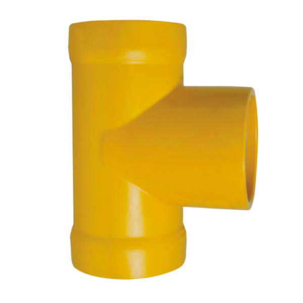PVC-A T-STUK