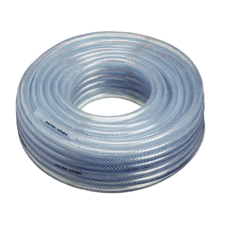 PVC SLANG MET INLAGE FILCLAIR